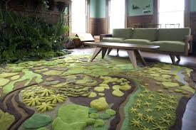 Green Area Rugs Cool Rugs That Put The Spotlight On Floor Forest Green Area
