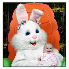 visit easter bunny