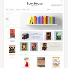 templates for bookshop booksid book store magento theme website templates