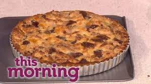 cuisine de a à z noel oliver cooks his panettone pudding tart this morning