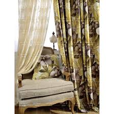 Discount Waverly Curtains Floral Polyester Country Shabby Chic Custom Waverly Curtains