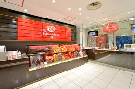 the world u0027s first kit kat store and other brand building retail