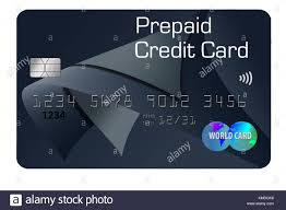 what is a prepaid credit card a modern design pre paid credit card is seen in this 3 d stock