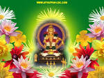 Wallpapers Backgrounds - lord ayyappa hindu god wallpapers swamy