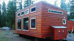 urban cedar cabin 400 sq ft tiny house design ideas youtube