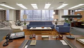 men set interior design lessons from the sets of mad men