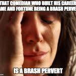 Crying Girl Meme - crying woman meme generator imgflip