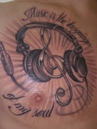 60 awesome music tattoo designs arte