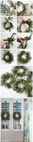 make real evergreen wreaths the diy mommy