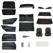 1970 Chevelle Interior Kit Complete Upholstery Kits Free Shipping Speedway Motors