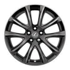 lexus uk ct200h genuine lexus ct 17 u0026 034 zenga anthracite alloy wheel rim ct ct200h