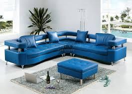sofa sofa furniture blue leather sofa modern sofa round sofa