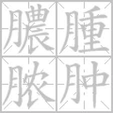 Bathroom In Chinese Characters Chinese Vocabulary Names Of Rooms In A House