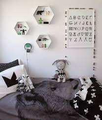 chambre fille noir et blanc deco chambre fille noir et blanc visuel chambre héros madi