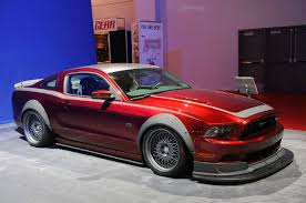 mustang rtr 2014 sema 2012 2013 ford mustang rtr spec 3 by mothers mustangs daily
