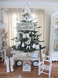 White Decor Junk Chic Cottage