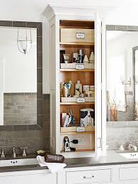 Bathroom Cabinets Storage The Vanity Design With Center Storage To Replace