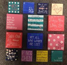 mini canvas painting ideas 3x3 and 4x4 mini canvases diy mini