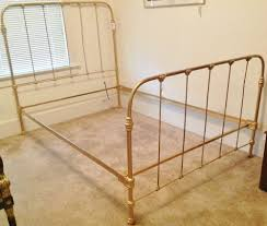 vintage bed frames custom how pick up vintage bed frames