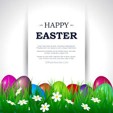 happy easter cards happy easter card template free by 123freevectors on deviantart