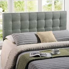 Fabric King Headboard Size King Upholstered Headboards For Less Overstock