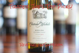 chateau ste 2010 indian cabernet ste riesling really riesling