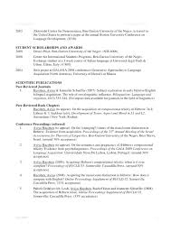 resume exles for 3 academic resume exles 3 curriculum vitae resume exles for