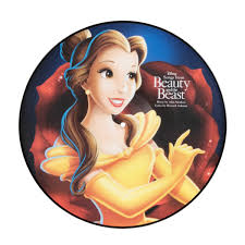 beauty beast picture vinyl shop disney music
