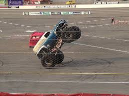 monster truck freestyle videos freestyle traxxas driver of famed u injured during back driver