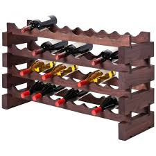 wine rack wooden u2013 abce us
