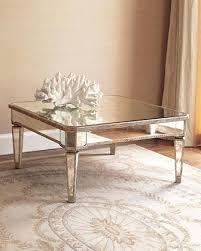 Mirrored Top Coffee Table Mirrored Coffee Table Square Mirrored Coffee Table Mirrored