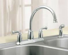 Kitchen Faucet San Diego Classic Style And Great Functionality Faucets By Moen Faucets