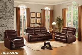 Recliner Leather Sofa Set Montreal Reclining Recliner Sofa Sale At Mvqc