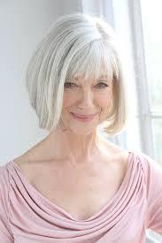 easy hair to keep looking good gray hair pinterest easy hair