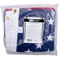 Position Of Flags Integrity Flags Heavyweight Nylon American Flag Servmart