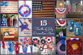 fourth of july decorations 4th of july decoration ideas family journal fourth of july