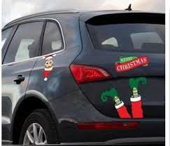 Car Decoration Accessories Spread Some Holiday Cheer With These Fun Rudolph The Red Nosed