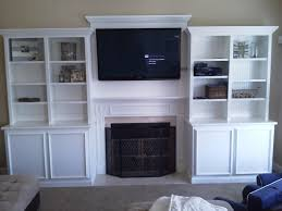 Entertainment Center With Bookshelves Entertainment Centers Custom Built Ins And Display Cases