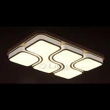 Unique Ceiling Lighting Integrated Lighting Unique Rectangle Flush Mount Ceiling Lights