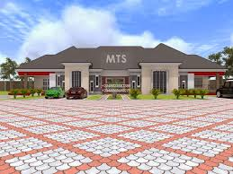 residential homes and public designs mr kunle 5 bedroom bungalow