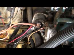 bobcat 743 glow plug replacement part 2 youtube