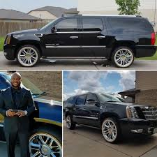 cadillac escalade 2017 gold vogue tyre on twitter