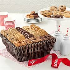 mrs fields brownies gift baskets gourmet cookie gift baskets mrs fields