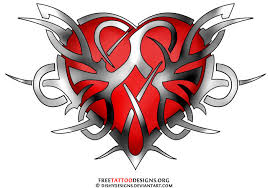 55 heart tattoos love and sacred heart tattoo designs