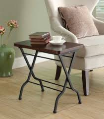 carter metal folding tray table black traditional tv 13 best nesting tables images on pinterest nesting tables