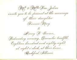 wedding invitation wording etiquette wedding invitation wording sles and groom hosting matik