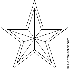 christmas star coloring pages getcoloringpages com