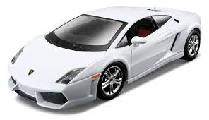Lamborghini Gallardo Dimensions - amazon com maisto 1 24 scale assembly line lamborghini gallardo