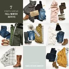 7 cozy casual for late fall early winter jones design