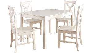 Asda Direct Armchairs Gilmore Dining Table And 4 Chairs Cream Dining Tables U0026 Chairs